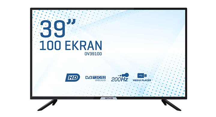 ONVO OV39100  39'' HD READY UYDU ALICILI LED